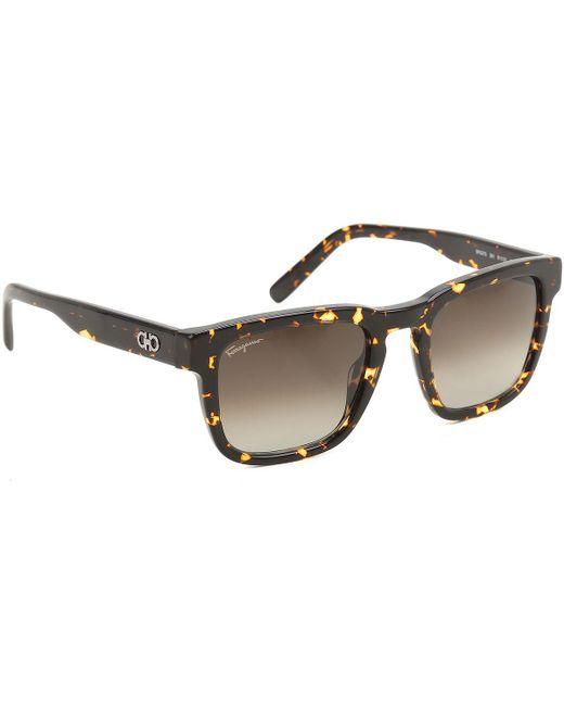 Ferragamo - Multicolor Sunglasses - Lyst