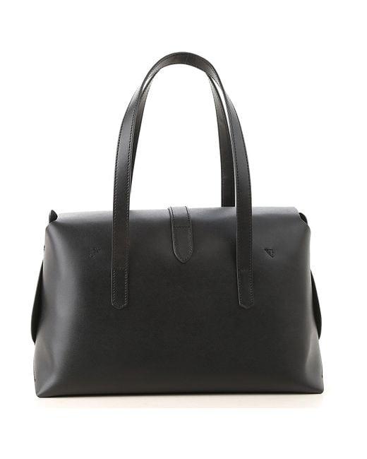 54a6cc92143 ... Hogan - Black Handbags - Lyst ...