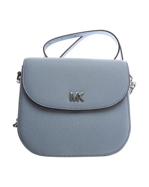 b09dda9b10ddd Lyst - Michael Kors Shoulder Bag For Women in Blue - Save 5%