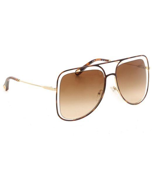 Chloé - Multicolor Sunglasses - Lyst
