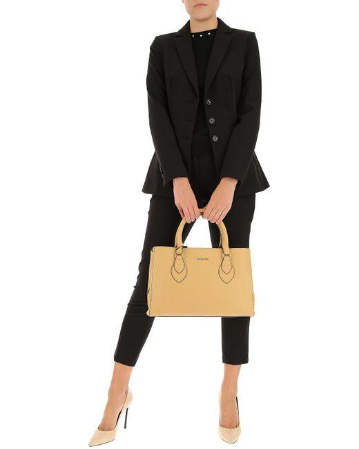 63cb8e1c39b7 Lyst - Twin Set Blazer For Women On Sale in Black - Save 4%