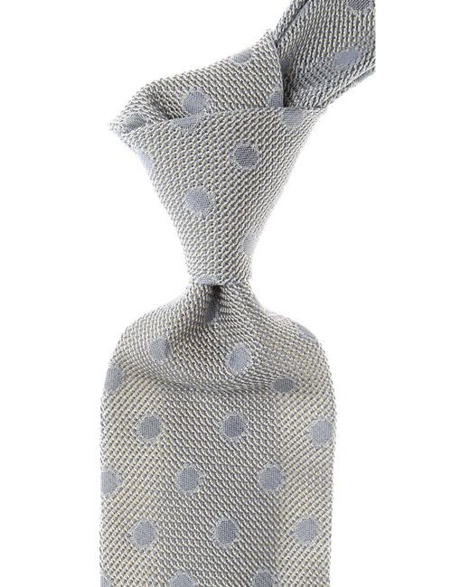 Tom Ford - Gray Ties On Sale for Men - Lyst