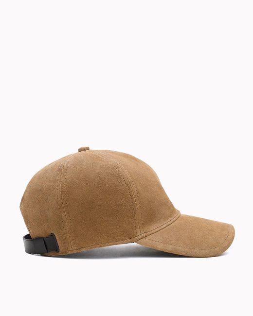 05d884cb22d ... Rag   Bone - Natural Marilyn Baseball Cap - Lyst