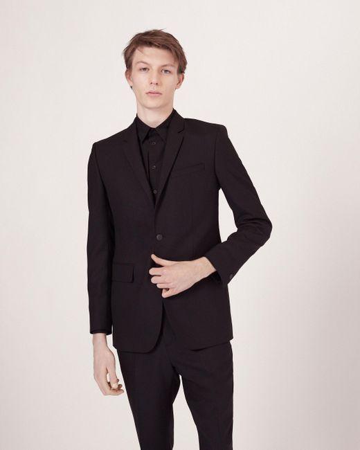 Rag & Bone | Black Razor Jacket for Men | Lyst