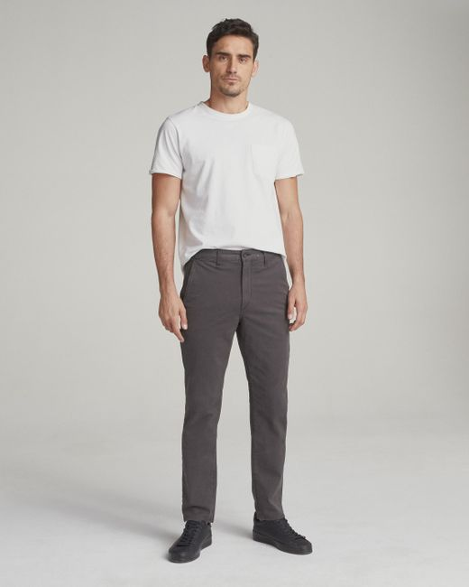 Rag & Bone - Gray Fit 1 Chino for Men - Lyst