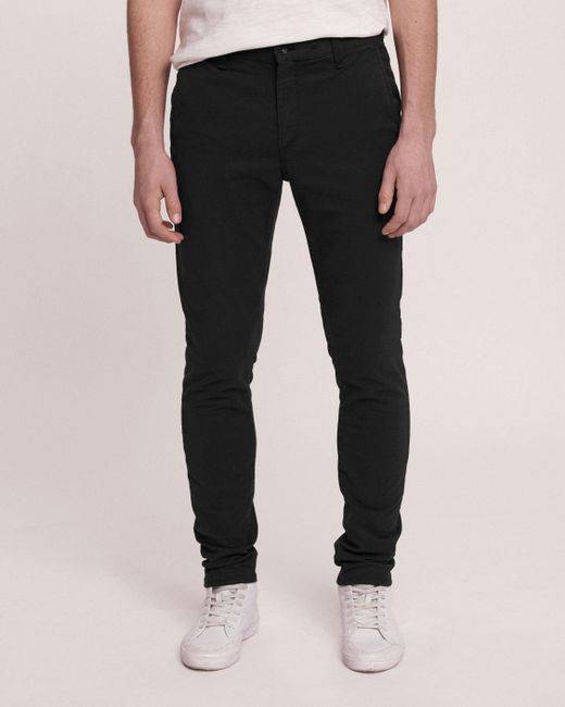 Rag & Bone - Black Fit 1 Chino for Men - Lyst