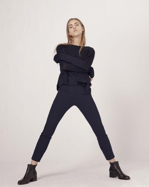 Rag & Bone - Black Simone Pant - Lyst