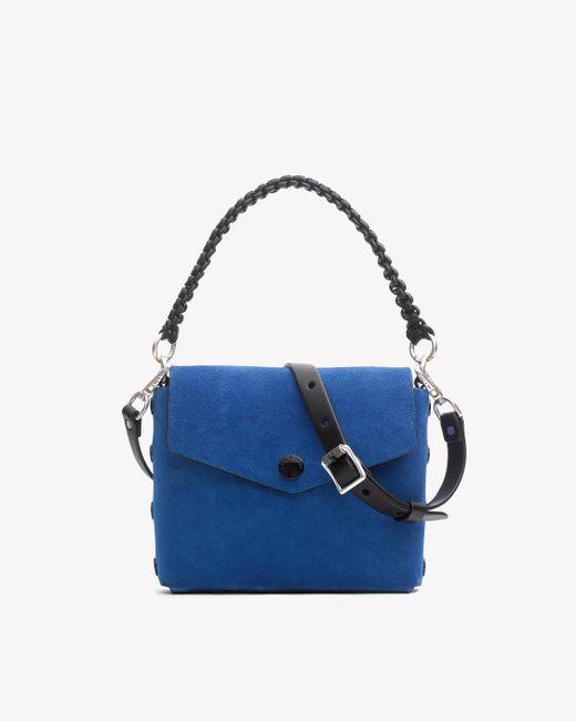 Rag & Bone - Blue Atlas Shoulder Bag - Lyst