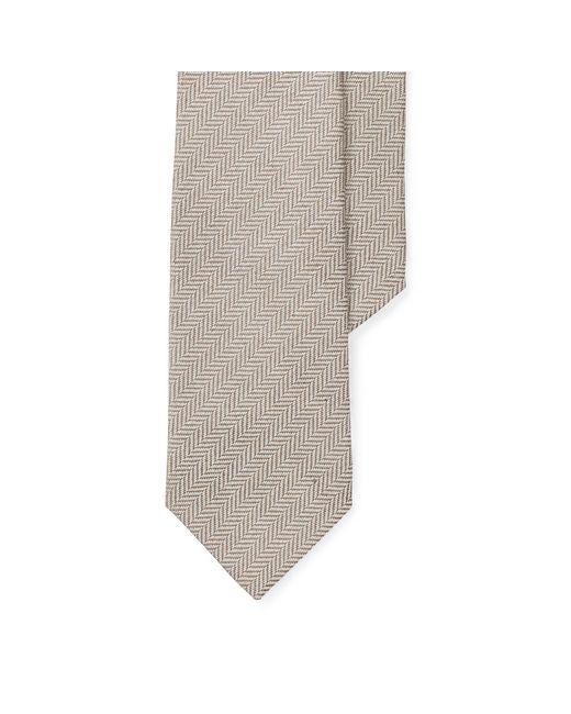 Ralph Lauren Purple Label - Multicolor Herringbone Tie for Men - Lyst