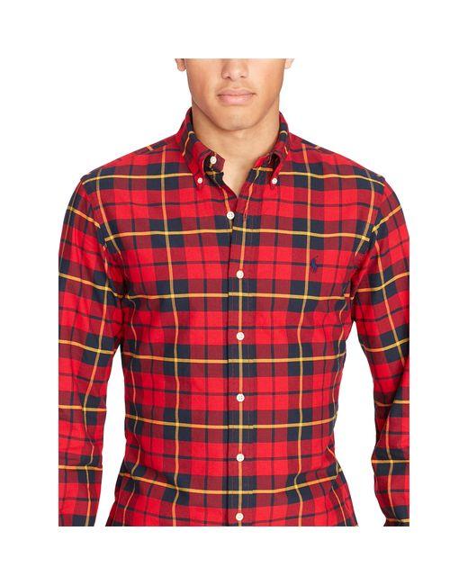 Ralph Lauren Womens Oxford Shirt