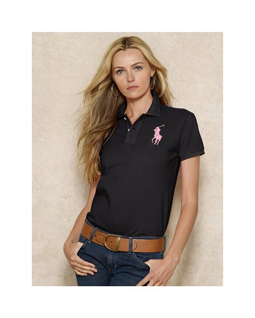 Pink Pony | Black Pink Pony Classic Fit Polo | Lyst