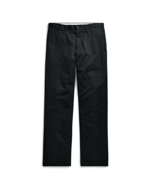 Polo Ralph Lauren - Black Stretch Classic Fit Chino Pant for Men - Lyst