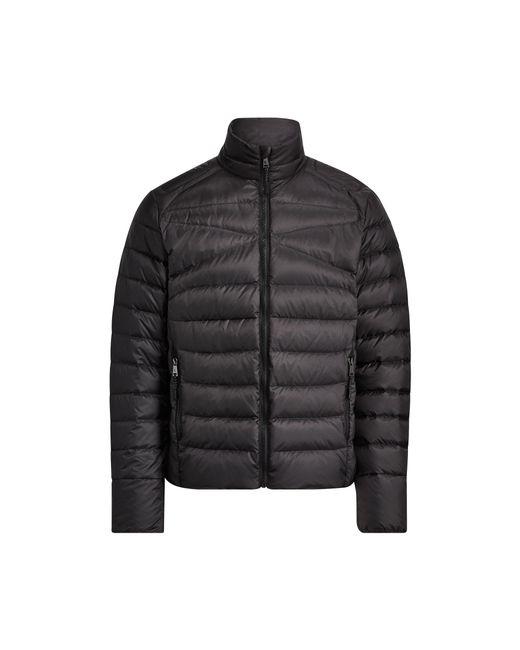 Ralph Lauren Purple Label - Black Rlx Packable Down Jacket for Men - Lyst