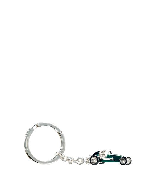 Ralph Lauren | Metallic Car Key Fob for Men | Lyst