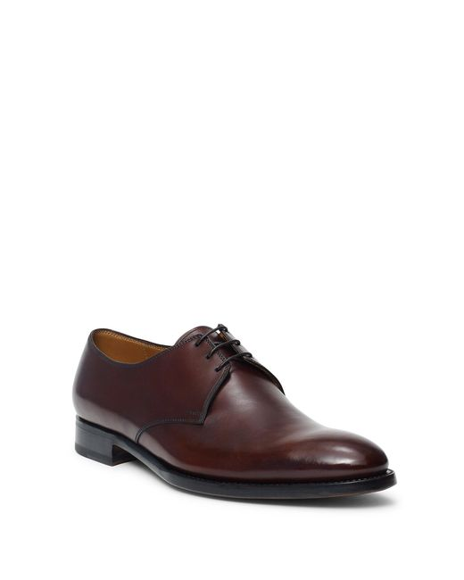 Pink Pony | Brown Dalvin Calfskin Oxford for Men | Lyst