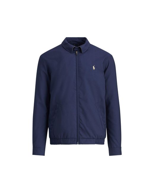 Polo Ralph Lauren - Blue Bi-swing Windbreaker for Men - Lyst