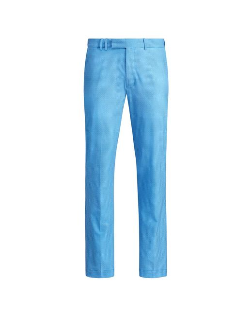 Ralph Lauren - Blue Classic Fit Stretch Pant for Men - Lyst