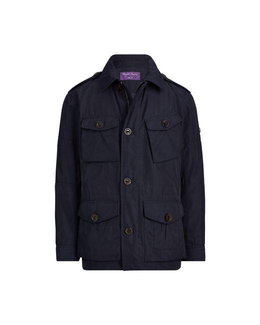 Ralph Lauren Purple Label - Blue Rlx Four-pocket Jacket for Men - Lyst