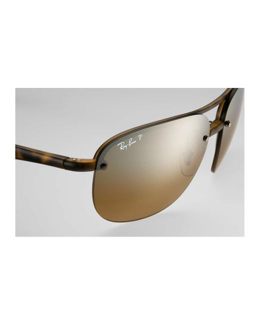 4e2bdfa98e ... Ray-Ban - Brown Rb4275 Chromance for Men - Lyst ...