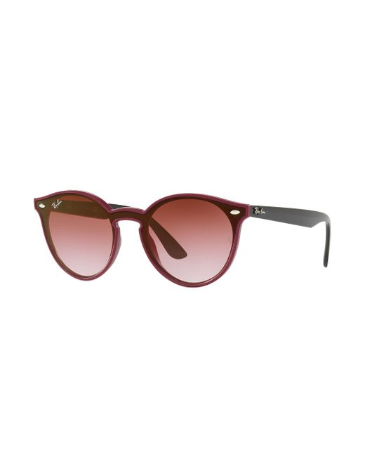79a4d198182 Ray-Ban - Red Blaze Rb4380n for Men - Lyst ...
