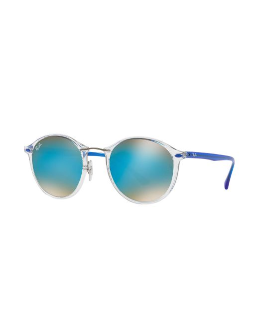 7d7a5ca923 Ray-Ban Rb4242 in Blue - Lyst