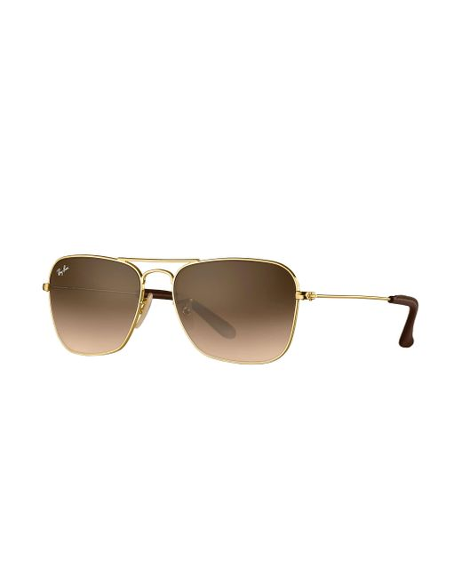 Ray-Ban - Brown Caravan @collection - Lyst