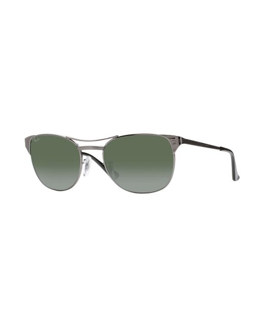 8ba0141004 Lyst - Ray-Ban Signet in Green for Men