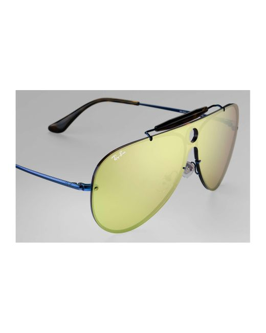 edc37740e00 ... Ray-Ban - Multicolor Blaze Shooter for Men - Lyst ...
