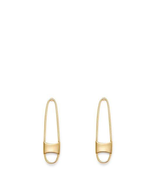 Rebecca Minkoff   Metallic Runway Pin Earrings   Lyst