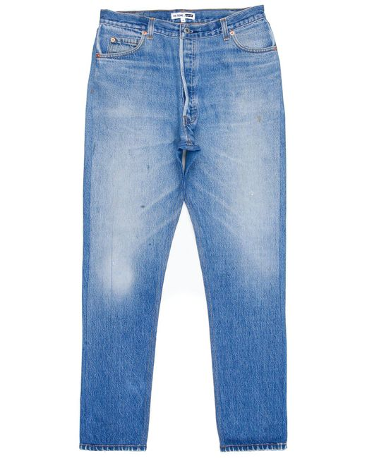 Re/done | Blue No. 30hr1107484 | Lyst