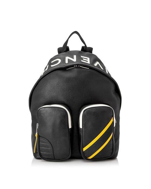 Givenchy - Black Mc3 Backpack for Men - Lyst