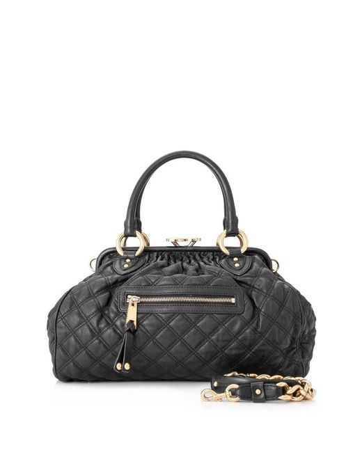 Marc Jacobs Pre-owned - Stam leather satchel OPJzBXUBY2