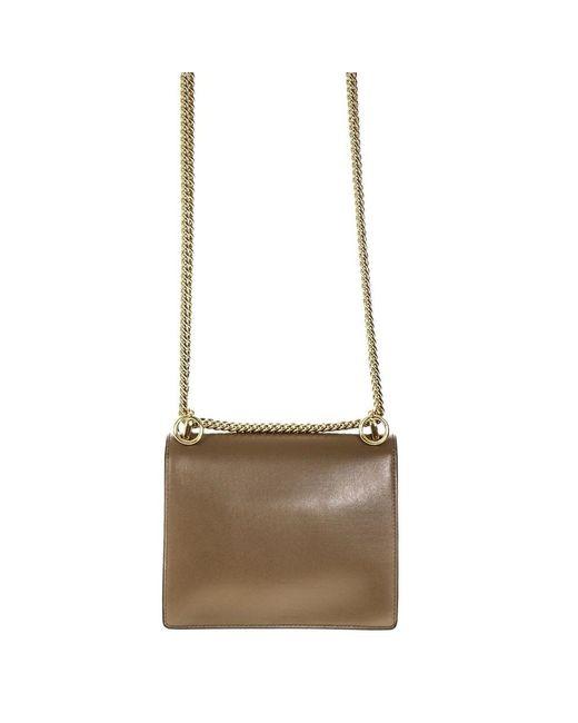 b0076fc031d7 ... Fendi - Multicolor Shoulder Bags Mud - Lyst ...