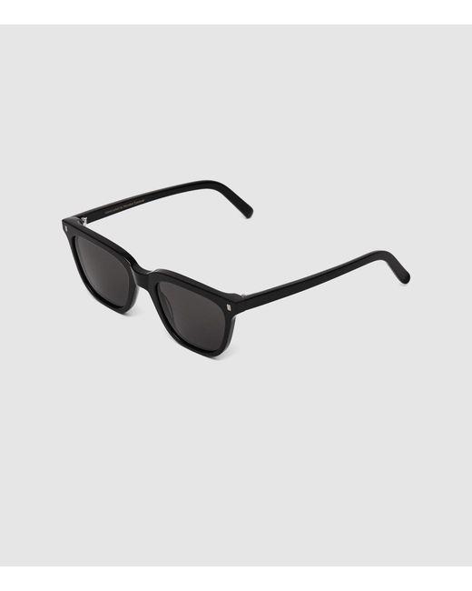 f5bc7e2bf5 ... Reiss - Black Robotnik - Monokel Eyewear D-frame Sunglasses for Men -  Lyst ...