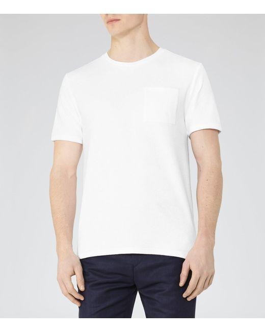 Reiss | White Terrance for Men | Lyst