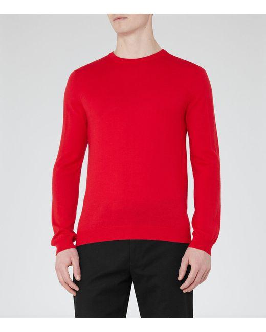 Reiss | Red Hart for Men | Lyst