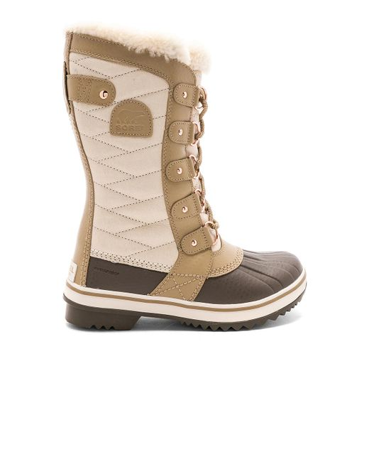 Sorel - Multicolor Tofino Ii Holiday Shearling Boot In Tan - Lyst