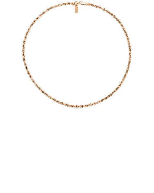 Vita Fede - Nora Necklace In Metallic Copper. - Lyst