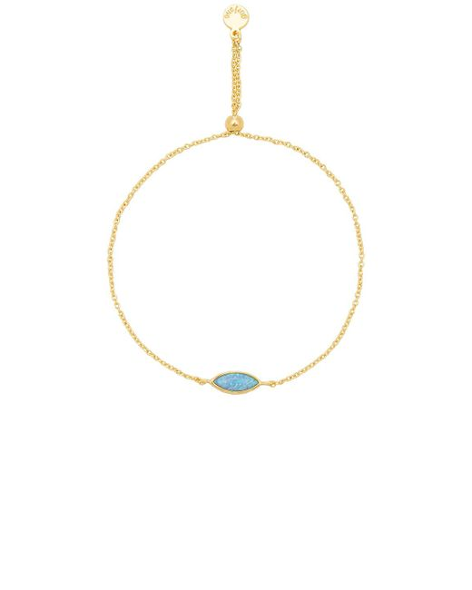 Gorjana - Metallic Rumi Adjustable Bracelet - Lyst