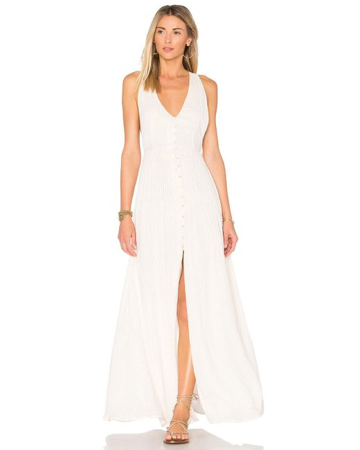 House of Harlow 1960 - X Revolve Shane Dress In White - Lyst