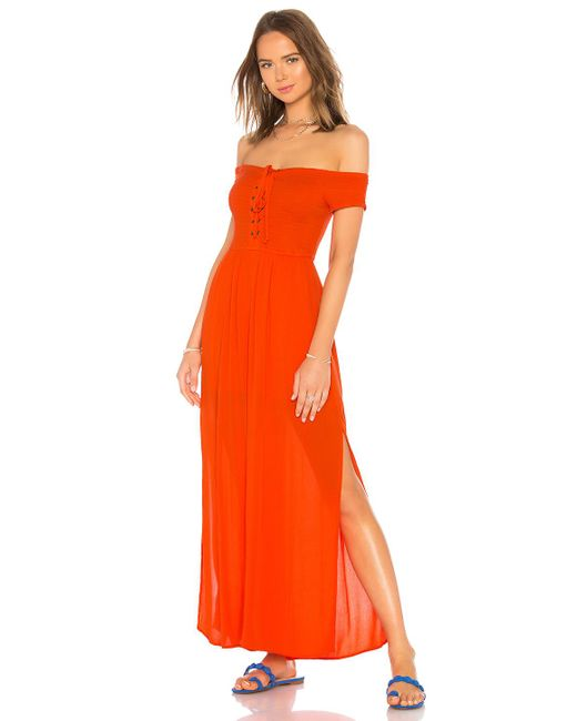 L*Space - Orange Sao Paulo Jumpsuit L* - Lyst