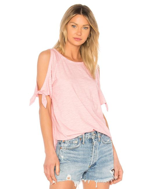 Sanctuary - Lou Lou Top In Pink - Lyst