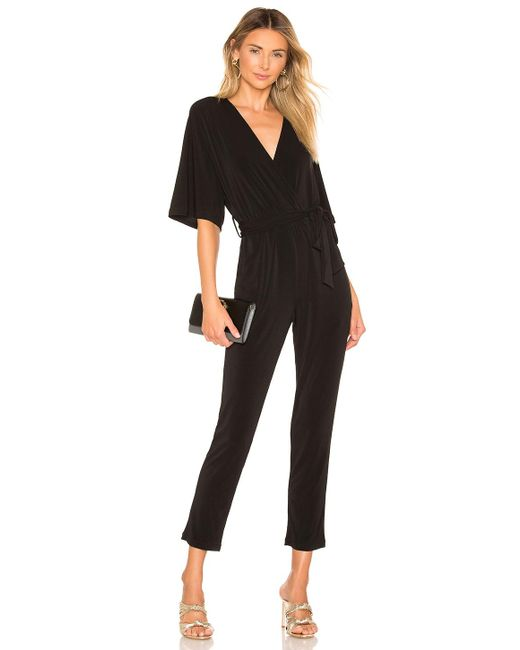 3aff86b3fc Lovers + Friends - Black Lany Jumpsuit - Lyst ...