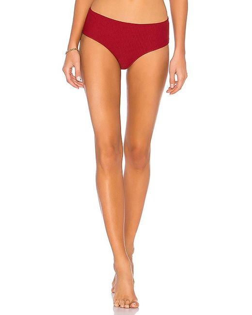 Made By Dawn - Multicolor Valley Bottom In Wine - Lyst