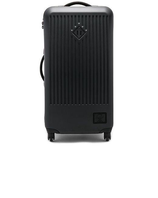 Herschel Supply Co. - Black Trade Large Suitcase - Lyst