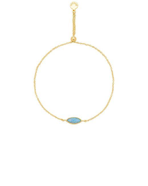 Gorjana - Rumi Adjustable Bracelet In Metallic Gold. - Lyst