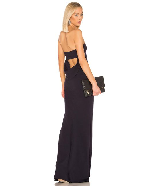 fecce3fe34f34 Katie May - Blue Mary Kate Gown - Lyst ...