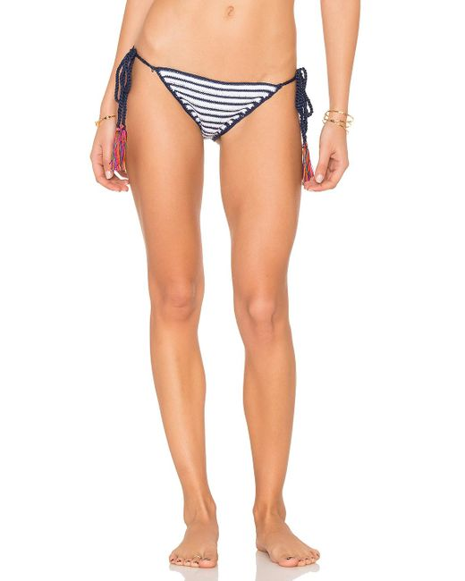 Anna Kosturova | Multicolor Sailor Bikini Bottom | Lyst
