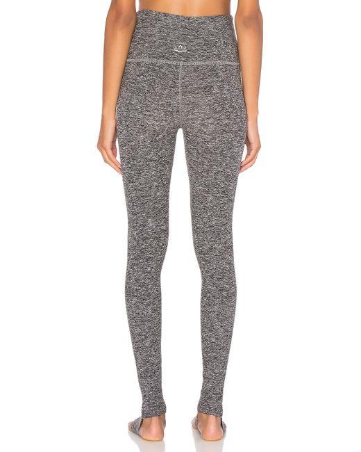 Beyond Yoga Spacedye High Waist Stirrup Legging
