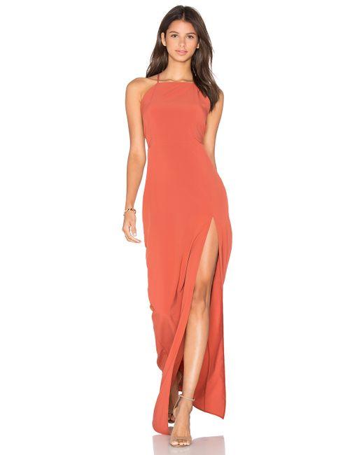 Donna Mizani | Multicolor Square Neck Maxi Dress | Lyst